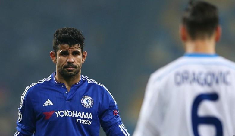 Diego Costa Bertahan karena Antonio Conte