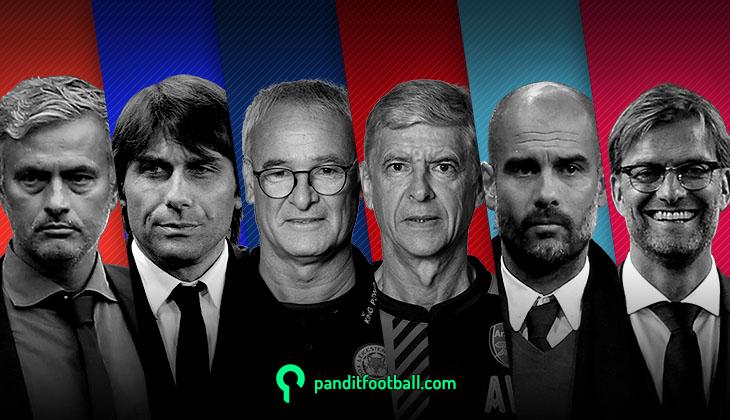 Peta Pertarungan 6 Manajer Liga Inggris