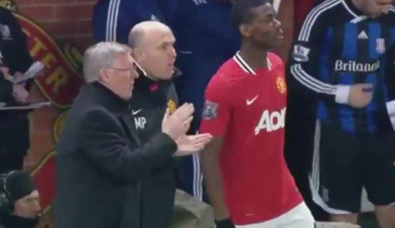 Bagaimana Hubungan Alex Ferguson dengan Paul Pogba Sekarang?