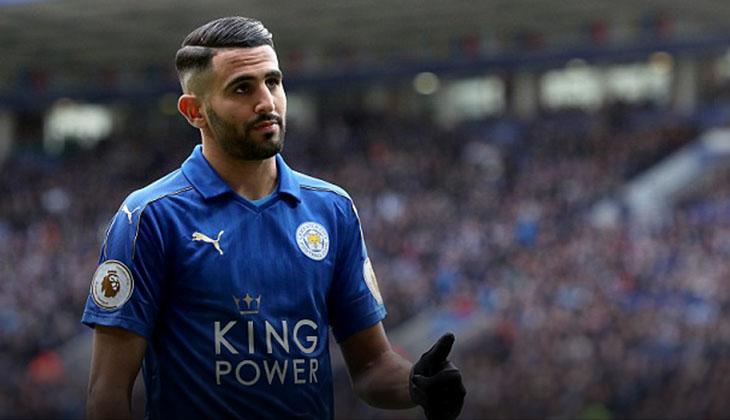 Riyad Mahrez Tinggalkan Leicester City Demi Liga Champions