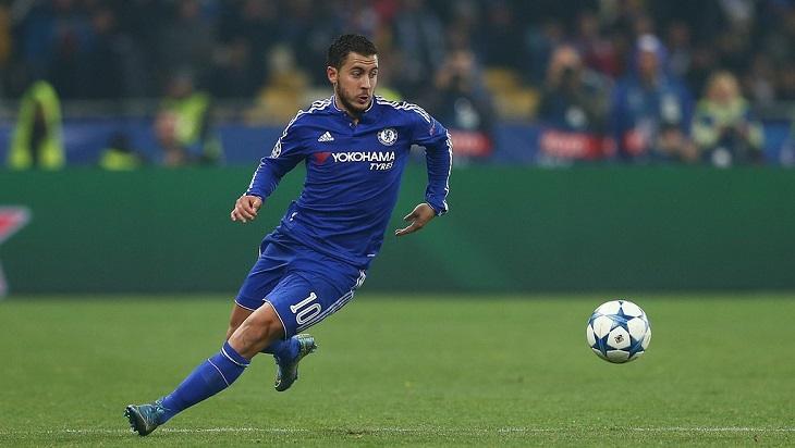 Besarnya Beban Eden Hazard di Chelsea