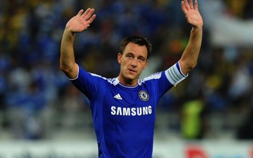Berakhirnya Pengabdian John Terry untuk Chelsea