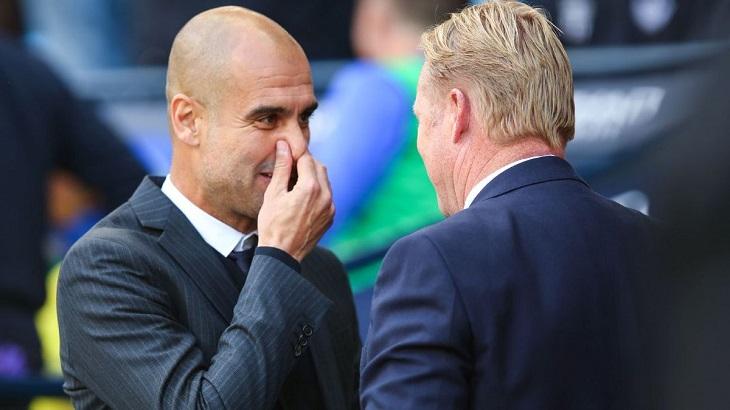 Harapan Berbeda dari Koeman dan Manchester City