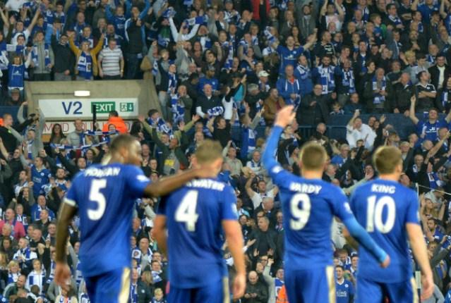 Leicester City Tidak Mengulangi Dongeng Blackburn di Eropa