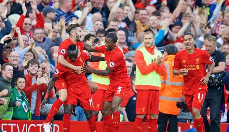 Cairnya Pergerakan Penyerang Buat Liverpool Pesta Gol