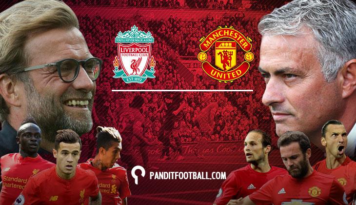 Prediksi Pertandingan Liverpool vs Man United