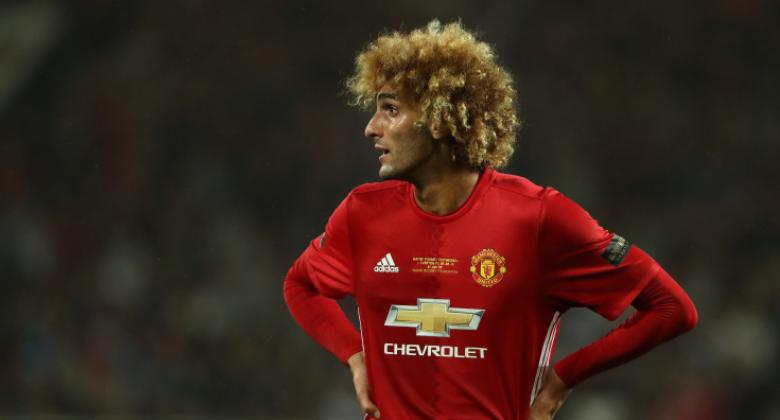 Benarkah Marouane Fellaini Penting bagi United?