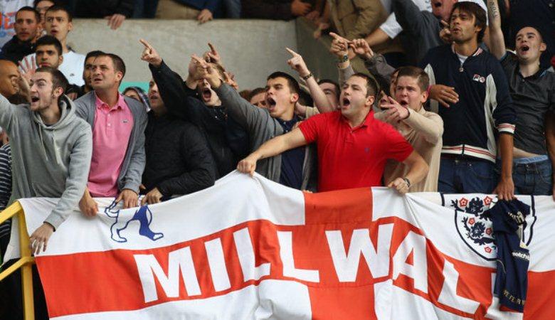 Millwall Bushwackers, Lawan yang Paling Tidak Diinginkan di Liga Inggris