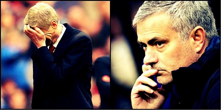 Wenger: Saya Akan Bersalaman dengan Mourinho