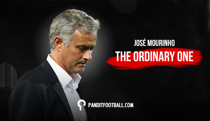 Julukan Baru untuk Mourinho: The Ordinary One