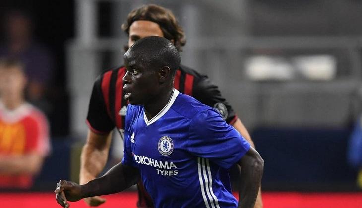 N`Golo Kante Melengkapi Chelsea, Melemahkan Leicester