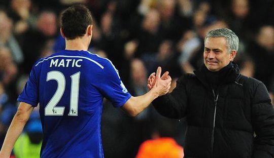 Mourinho Lebih Prioritaskan untuk Datangkan Matic Dibanding Griezmann