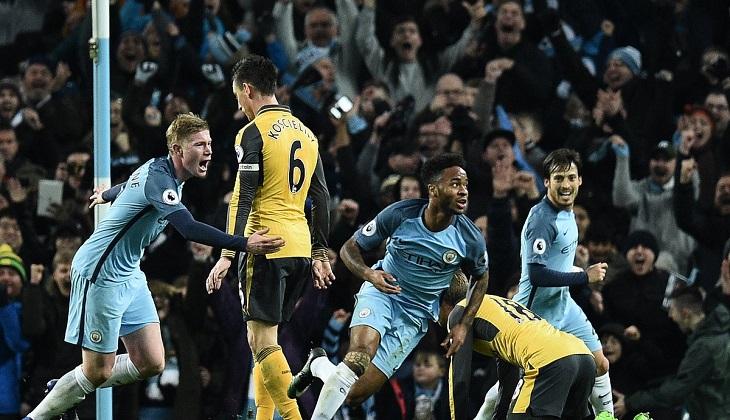 Menanggapi Gol Berbau Offside Sane dan Sterling ke Gawang Arsenal