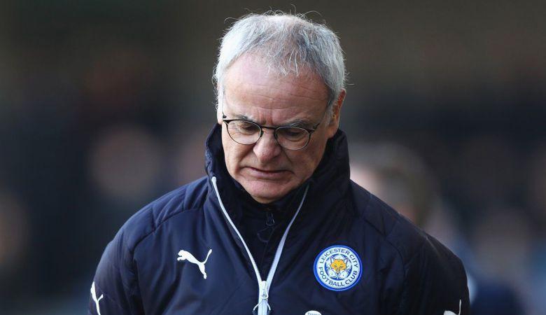 Leicester City Resmi Memecat Claudio Ranieri