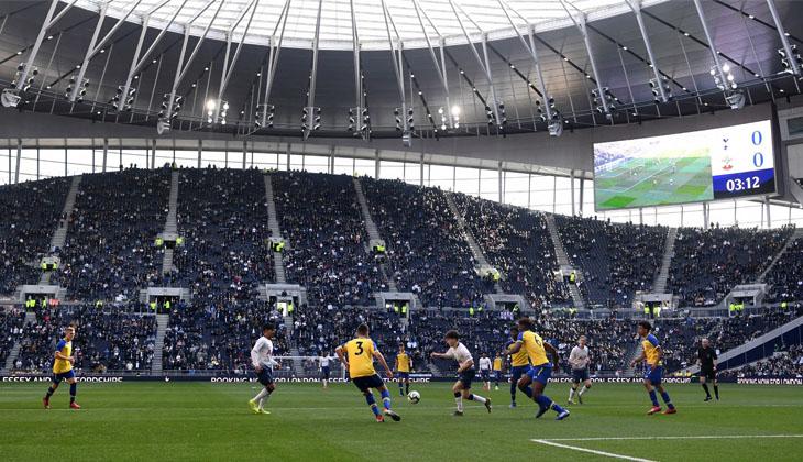 Kemegahan Stadion Baru Milik Tottenham Hotspur