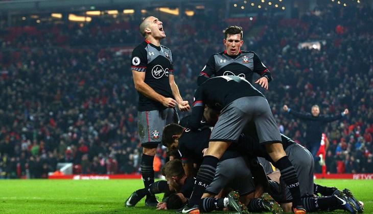 Southampton, Sosok Menakutkan untuk Liverpool