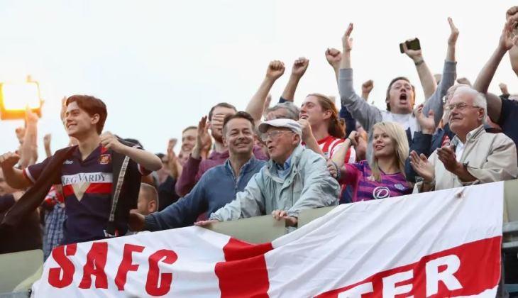 Sunderland Sampai Mati
