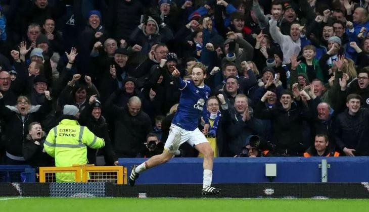 Masa Depan Everton adalah Masa Kini yang Harus Dimanfaatkan Tom Davies