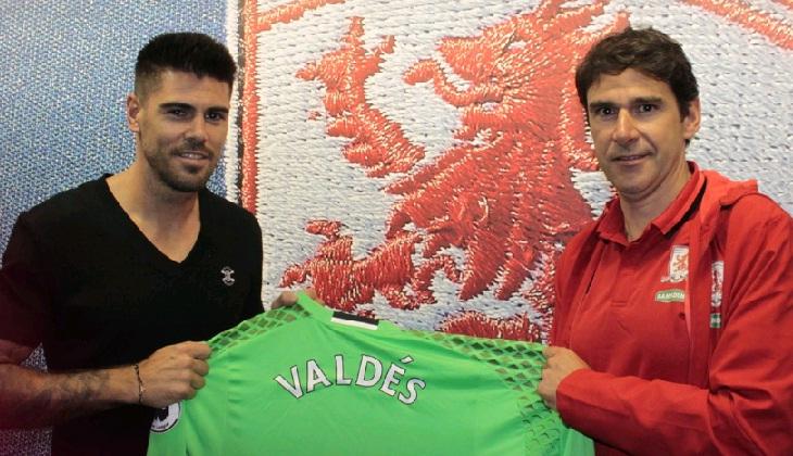 Victor Valdes Merapat ke Middlesbrough