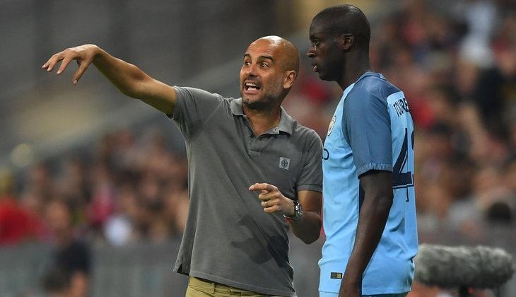 Meski Sudah Meminta Maaf, Yaya Toure Belum Tentu Masuk Skuat Man City