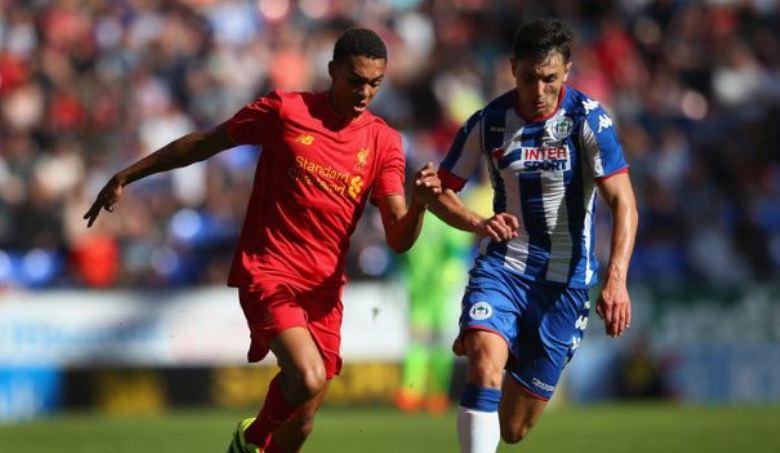 Trent Alexander-Arnold, Calon Scouser Baru di Skuat Utama Liverpool