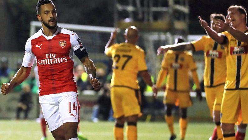 Cerita Magis Sutton United Harus Berakhir di Tangan Arsenal