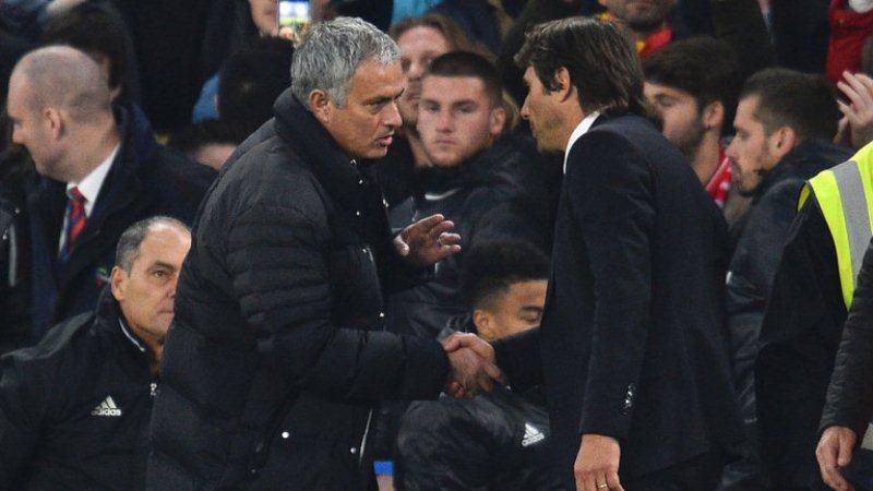 Conte Tidak Hiraukan dan Tertarik Akan Komentar dari Jose Mourinho
