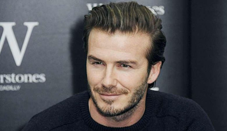 Penghormatan Beckham untuk White Hart Lane