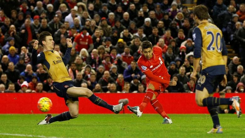 Firmino Tidak Boleh Pindah ke Arsenal