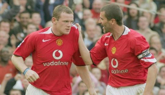 "Roy Keane: ""Gila, Jika Rooney Hijrah ke Tiongkok"""