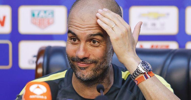 Guardiola Tak Masalah Jika Harus Lakukan Rotasi Pemain