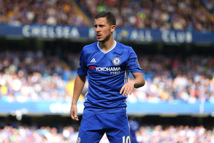 """Hazard: """"Persiapan Taktik Conte Lebih Baik dari Mourinho"""""""