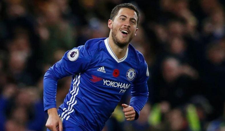 Hazard Sudah Mencetak Gol Bahkan Sebelum Ia Lahir