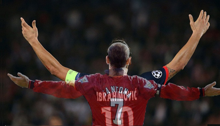Mulut Besar Eric Cantona vs Zlatan Ibrahimovic