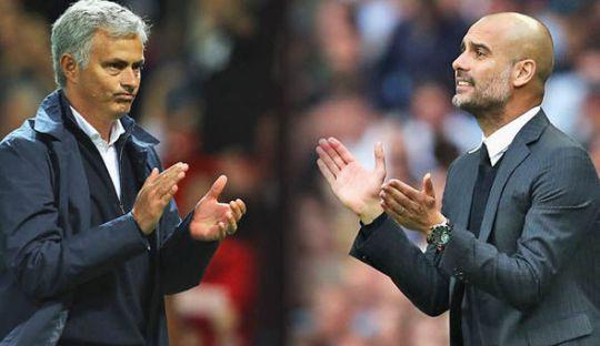Mourinho: Derby Manchester Bukan Saya Melawan Guardiola