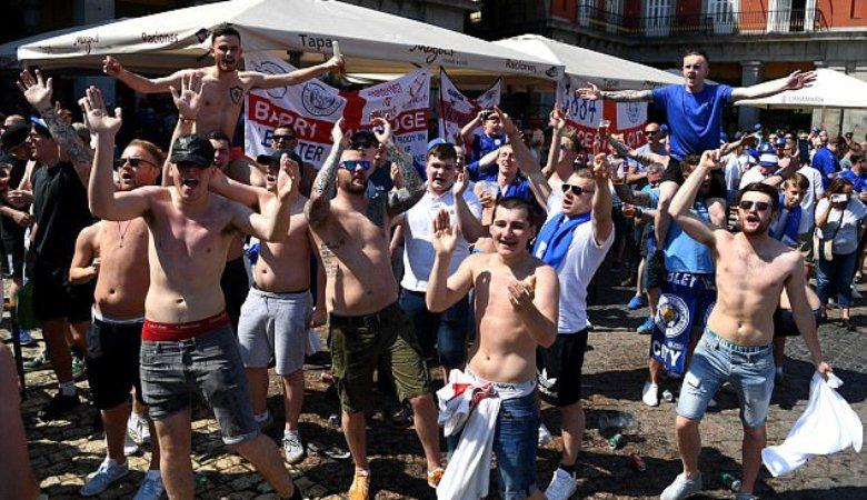 Sepotong Kisah Terakhir Suporter Leicester City di Liga Champions