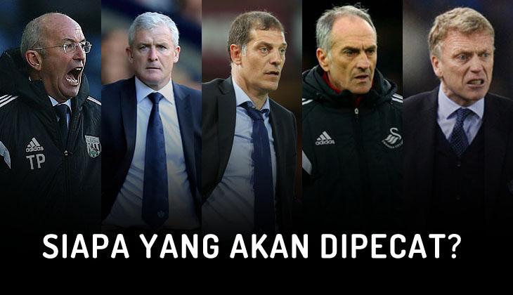 Siapa Manajer Liga Primer yang Akan Didepak Lebih Cepat?