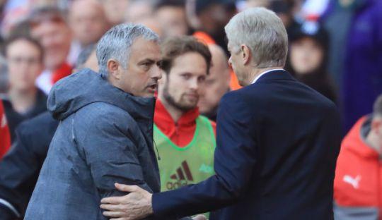 Mourinho: Ini Pertama Kalinya Saya Meninggalkan Kandang Arsenal dan Fans Mereka Berbahagia