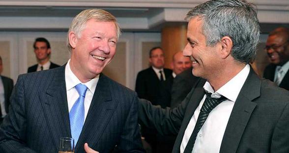 "Mourinho: ""Old Trafford adalah Rumah Ferguson untuk Selamanya"""