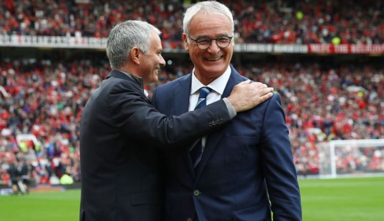 Jose Mourinho Beri Dukungan kepada Claudio Ranieri