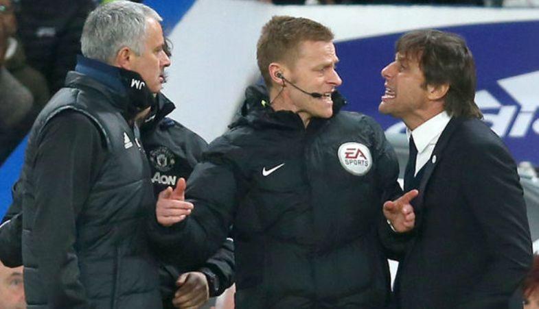 Mourinho Sebut Conte `Badut`, Conte Sebut Mou `Amnesia`