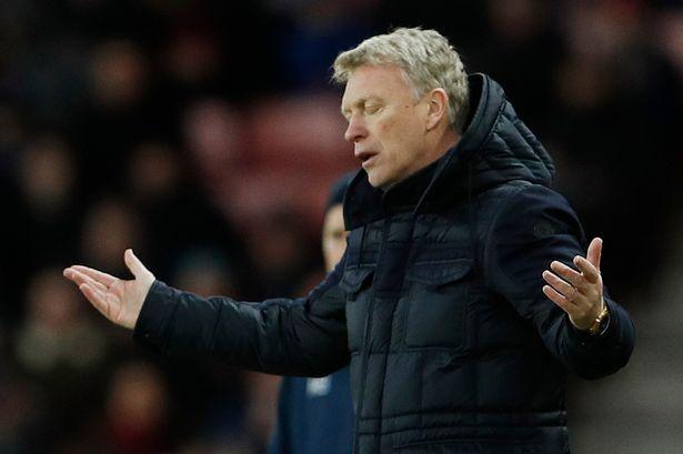 Kedalaman Skuat Sunderland yang Buruk Buat David Moyes Frustasi