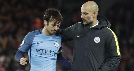 David Silva Jadi Alasan Pep Memilih Manchester City