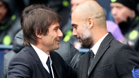 Guardiola Akui Banyak Belajar dari Conte