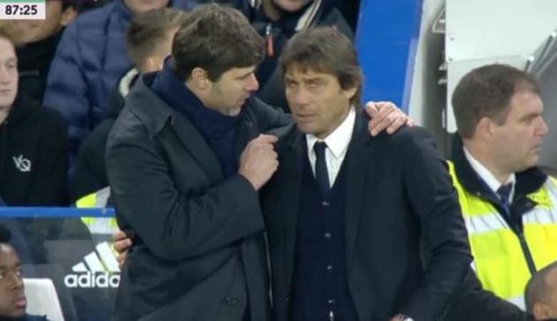 Conte Pertanyakan Ambisi Spurs