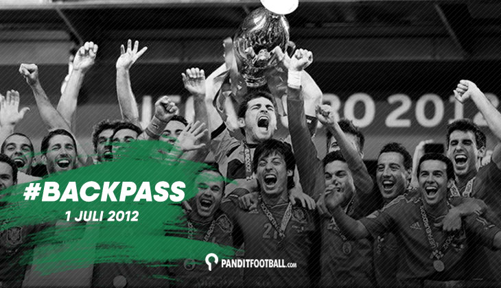 Pembuktian Spanyol sebagai Timnas Terbaik Dunia