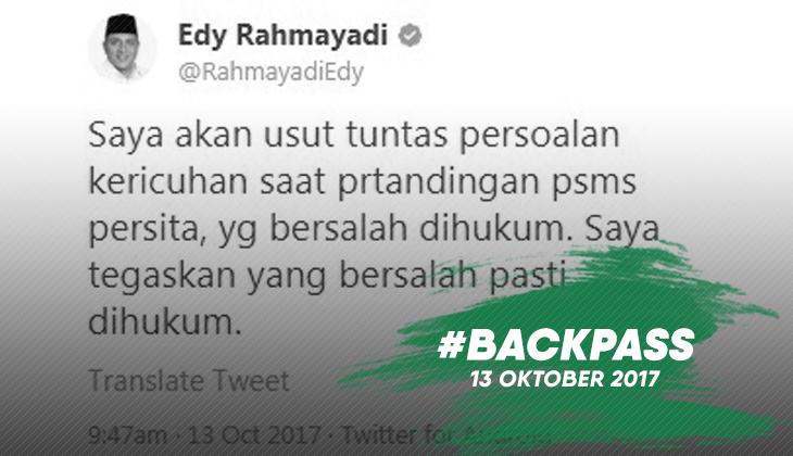 Janji Edy Rahmayadi Terkait Tewasnya Banu