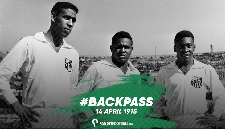 Mengenang Kejayaan Santos FC