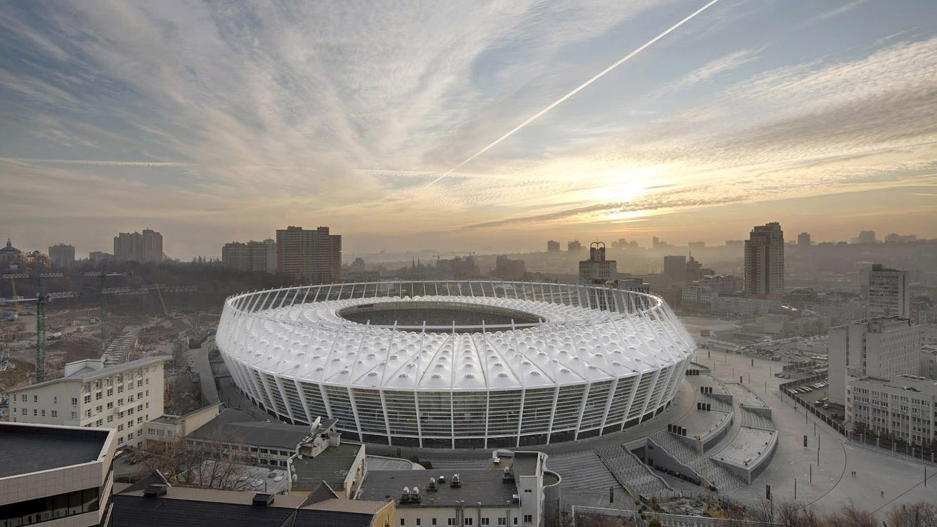 Kiev: Tanah Indah untuk Orang-orang Terabaikan