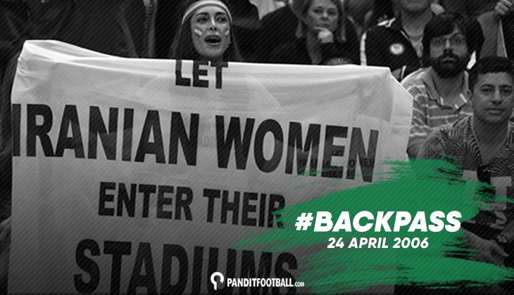 Sampai Kapan Perempuan Iran Dilarang ke Stadion?